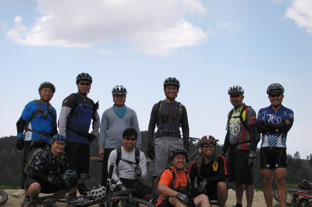 Mc Gill, Mt. Pinos