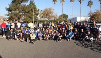 Benefit Ride for Victims of Typhoon Haiyan