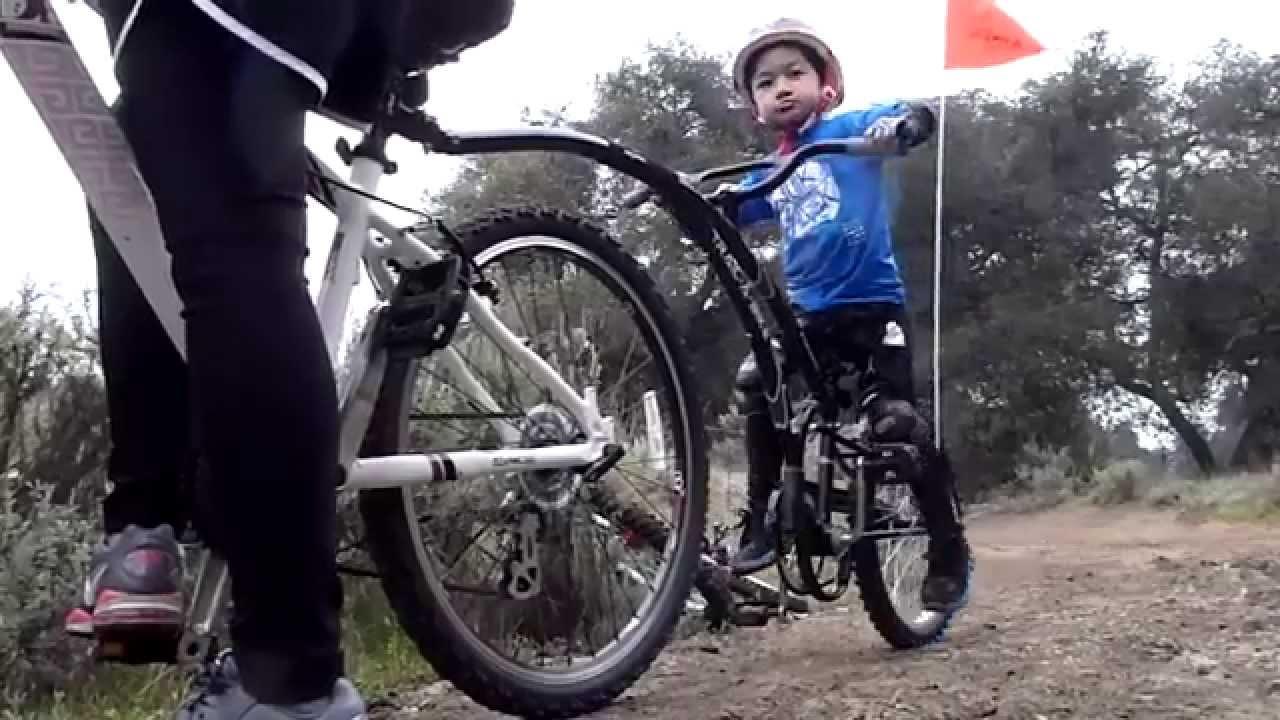 Family Mountain Bike Ride – Cheeseboro Canyon
