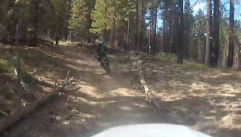 Mountain Biking Mount Pinos