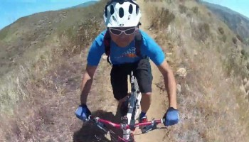 Swivel Cam at Kona & Karls Trail – Tapia Canyon, Castaic