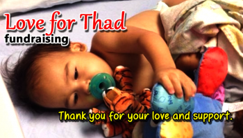 Love For Thad –  Bone Marrow Transplant Fundraising